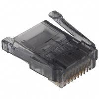 TE Connectivity AMP Connectors - 5-520424-3 - CONN PLUG 8POS SDL 24-26AWG RND