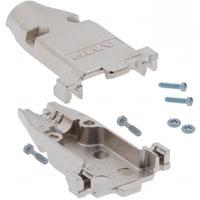 TE Connectivity AMP Connectors - 5745171-1 - CONN BACKSHELL DB9 DIE CAST