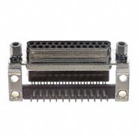 TE Connectivity AMP Connectors - 5745536-2 - CONN D-SUB RCPT 25POS R/A SOLDER