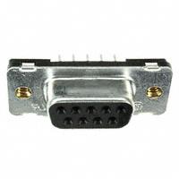 TE Connectivity AMP Connectors - 5747150-8 - CONN D-SUB RCPT 9POS VERT SOLDER