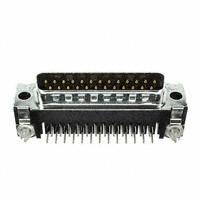 TE Connectivity AMP Connectors - 5747842-2 - CONN D-SUB PLUG 25POS R/A SOLDER