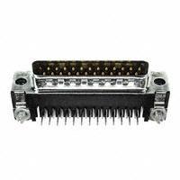 TE Connectivity AMP Connectors - 5747842-4 - CONN D-SUB PLUG 25POS R/A SOLDER