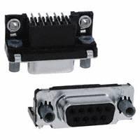 TE Connectivity AMP Connectors - 5747844-5 - CONN D-SUB RCPT 9POS R/A SOLDER