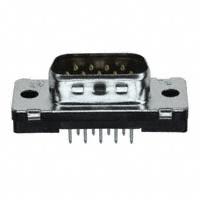 TE Connectivity AMP Connectors - 5747871-2 - CONN D-SUB PLUG 9POS VERT SOLDER