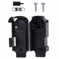 TE Connectivity AMP Connectors - 5750100-1 - CONN BACKSHELL DB9 PLASTIC