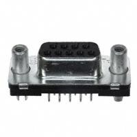 TE Connectivity AMP Connectors - 5750678-1 - CONN D-SUB RCPT 9POS VERT SOLDER