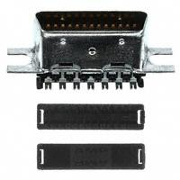 TE Connectivity AMP Connectors - 750833-1 - CONN D-TYPE PLUG 26POS STR IDC