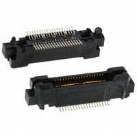 TE Connectivity AMP Connectors - 5767007-8 - CONN PLUG 38POS .025 VERT GOLD