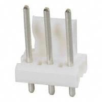 TE Connectivity AMP Connectors - 640388-3 - CONN HEADER VERT 3POS .156 TIN