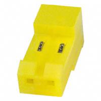 TE Connectivity AMP Connectors - 3-640427-2 - CONN RECEPT 2POS 20AWG MTA156