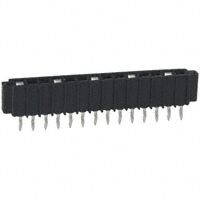 TE Connectivity AMP Connectors - 6-520315-4 - CONN FFC VERT 14POS 2.54MM PCB
