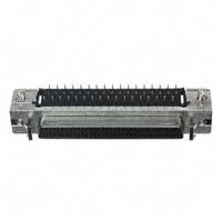 TE Connectivity AMP Connectors - 787082-7 - CONN D-TYPE RCPT 68POS R/A SLDR