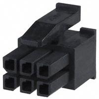 TE Connectivity AMP Connectors - 794617-6 - CONN RCPT 3MM 6POS DL MATE-N-L