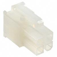 TE Connectivity AMP Connectors - 794954-4 - CONN RECEPT 4POS FREE HANGING