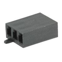 TE Connectivity AMP Connectors - 87159-4 - CONN HOUSING 3POS SINGLE CRIMP