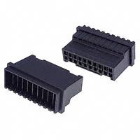 TE Connectivity AMP Connectors - 917242-8 - CONN HOUSING TAB 20POS DUAL FREE