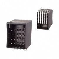 TE Connectivity AMP Connectors - 917251-5 - CONN HEADER 20POS R/A TIN