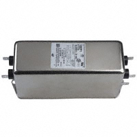 TE Connectivity Corcom Filters - 10EP1 - LINE FILTER 250VAC 10A CHASS MNT