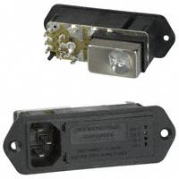 TE Connectivity Corcom Filters - 1-6609130-4 - PWR ENT MOD RCPT IEC320-C14 PNL