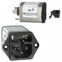 TE Connectivity Corcom Filters - 6EGG1-1 - PWR ENT MOD RCPT IEC320-C14 PNL