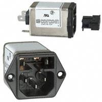 TE Connectivity Corcom Filters - 6EGG1-2 - PWR ENT MOD RCPT IEC320-C14 PNL