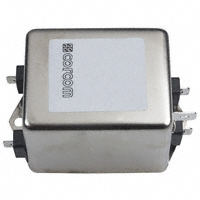 TE Connectivity Corcom Filters - 6609053-5 - LINE FILTER 250VAC 6A CHASS MNT