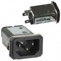 TE Connectivity Corcom Filters - 15EJS1 - PWR ENT RCPT IEC320-C14 PANEL QC