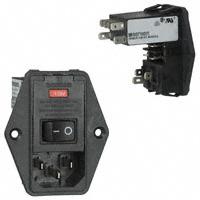 TE Connectivity Corcom Filters - PE0SSS000 - PWR ENT MOD RCPT IEC320-C14 PNL