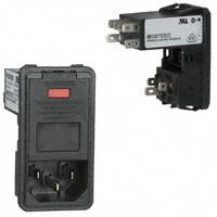 TE Connectivity Corcom Filters - PS000S000 - PWR ENT MOD RCPT IEC320-C14 PNL