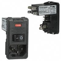 TE Connectivity Corcom Filters - PS0SXS000 - PWR ENT MOD RCPT IEC320-C14 PNL