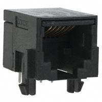 TE Connectivity Corcom Filters - 6609212-5 - CONN MOD JACK 6P6C R/A UNSHLD