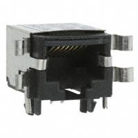 TE Connectivity Corcom Filters - RJ45-8N3-B - CONN MOD JACK 8P8C R/A SHIELDED