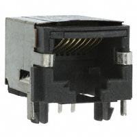 TE Connectivity Corcom Filters - RJ45-8N4-S - CONN MOD JACK 8P8C R/A SHIELDED