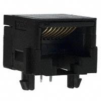 TE Connectivity Corcom Filters - 1-6609212-0 - CONN MOD JACK 8P8C R/A UNSHLD