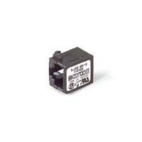 TE Connectivity Corcom Filters - RJ45-8N-S - CONN MOD JACK 8P8C R/A UNSHLD