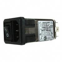 TE Connectivity Corcom Filters - 10CFS1 - PWR ENT MOD RCPT IEC320-C14 PNL