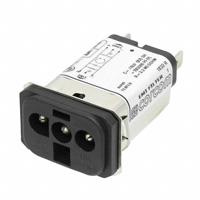 TE Connectivity Corcom Filters - 10DAS1 - PWR ENT RCPT PANEL QC