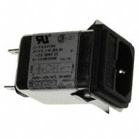 TE Connectivity Corcom Filters - 1609117-7 - PWR ENT MOD RCPT IEC320-C14 PNL