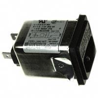 TE Connectivity Corcom Filters - 1609117-8 - PWR ENT MOD RCPT IEC320-C14 PNL