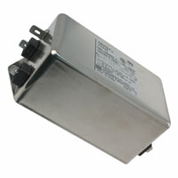 TE Connectivity Corcom Filters - 6609051-2 - LINE FILTER 250VAC 10A CHASS MNT
