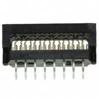 TE Connectivity AMP Connectors - 1-111382-6 - CONN PLUG DIP 16 POS .100 AU IDC