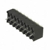 TE Connectivity AMP Connectors - 1-1437671-1 - TERM BLOCK 8POS 5.08MM SCREWLESS