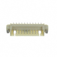 TE Connectivity AMP Connectors - 1-1734260-1 - CONN HEADER 11POS VERT SMD TIN
