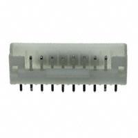 TE Connectivity AMP Connectors - 1-1735446-0 - CONN HEADR 10PS 2MM VERT W/LATCH