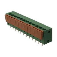 TE Connectivity AMP Connectors - 1-1776259-2 - TERM BLOCK 12POS TOP ENT 5MM PC