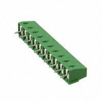 TE Connectivity AMP Connectors - 1-282836-0 - TERM BLOCK 10POS SIDE ENTRY 5MM