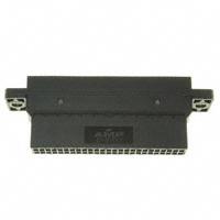 TE Connectivity AMP Connectors - 1318578-2 - CONN HOUSING TAB 50POS PANEL MT