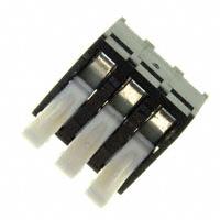 TE Connectivity AMP Connectors - 1437671-4 - TERM BLOCK 3POS 5.08MM SCREWLESS