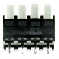 TE Connectivity AMP Connectors - 1437671-6 - TERM BLOCK 4POS 5.08MM SCREWLESS