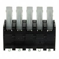 TE Connectivity AMP Connectors - 1437671-7 - TERM BLOCK 5POS 5.08MM SCREWLESS
